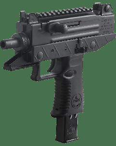 "IWI UZI Pro 9mm Pistol - Black | 4.5"" Barrel | Adjustable Sights | 25 Rd"