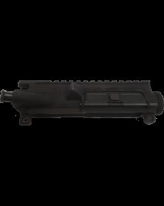 R Guns Stripped AR A3 Forged Aluminum Upper Receiver - Black | Fits AR-15, M-16