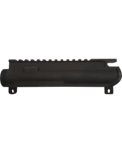 R Guns Complete AR A3 Forged  Aluminum Upper Receiver - Black | Fits AR-15, M-16 | Includes Forward Assist & Dust Cover
