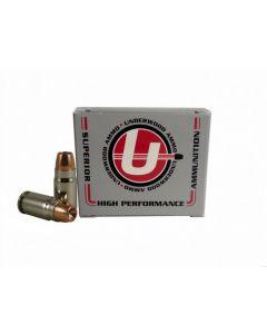 Underwood Ammo .357 Sig Handgun Ammo - 125 Grain | Bonded Jacketed Hollow Point