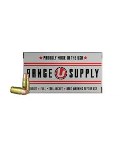 Underwood Ammo Range Supply .357 Sig Handgun Ammo - 124 Grain | FMJ
