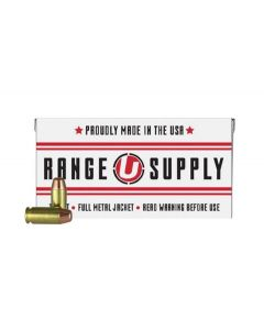 Underwood Ammo Range Supply .40 S&W Handgun Ammo - 180 Grain | FMJ