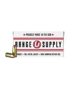 Underwood Ammo Range Supply .45 ACP Handgun Ammo - 230 Grain | FMJ