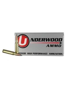 Underwood Ammo .308 Winchester Match Grade Rifle Ammo - 144 Grain | Match Solid Flash Tip | 20rd Box