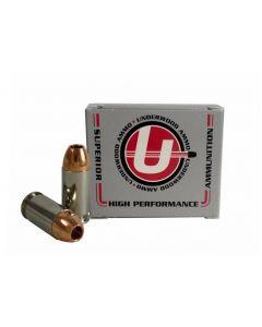Underwood Ammo .45 ACP Handgun Ammo - 170 Grain | +P | Controlled Fracturing Hollow Point | 20rd Box