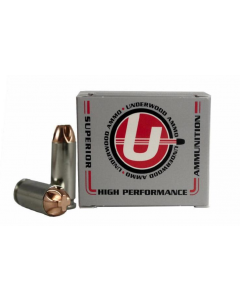 Underwood Ammo 10mm Handgun Ammo - 140 Grain | Xtreme Penetrator