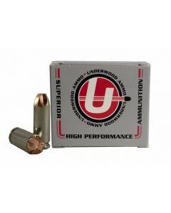 Underwood Ammo 10mm Handgun Ammo - 115 Grain | Xtreme Defender