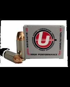 Underwood Ammo .38 Super Handgun Ammo - 90 Grain | +P | Xtreme Defender