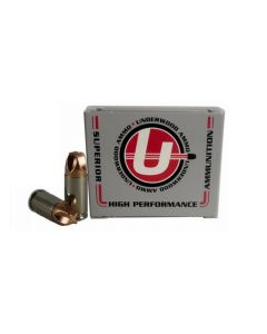 Underwood Ammo 9mm Luger Handgun Ammo - 90 Grain | +P | Xtreme Defender