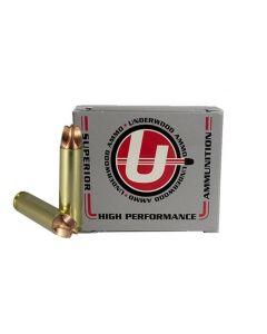 Underwood Ammo .45 Raptor Rifle Ammo - 220 Grain | Xtreme Hunter | 20rd Box