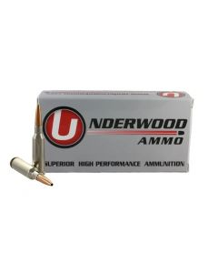 Underwood Ammo .224 Valkyrie Rifle Ammo - 72 Grain | Controlled Chaos | 20rd Box