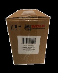 Wolf Steel Case 7.62x39mm Rifle Ammo - 122 Grain | FMJ | 1000rd Case
