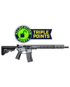 "Battle Arms Development Forged WORKHORSE Patrol Carbine AR Rifle - Combat Grey | 5.56NATO | 16"" Barrel | 15"" M-LOK Free-Float Rail | Ambi Charging Handle | B5 Stock | Nickel Teflon Trigger"