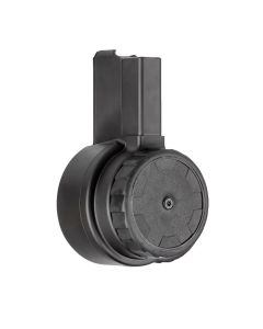 X Products X-15 50 Round Drum Magazine for AR-15 & M16 - Black