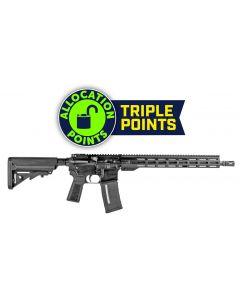 "IWI ZION Z-15 AR Tactical Rifle - Black | 5.56NATO | 16"" Barrel | 15"" Free Float M-LOK Rail | BCM Pistol Grip | B5 Stock"