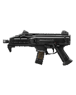 "CZ Scorpion EVO 3 S1 Pistol - Black | 9mm | 7.75"" Barrel 