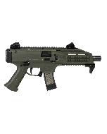 "CZ Scorpion EVO 3 S1 Pistol - OD Green | 9mm | 7.72"" Barrel 