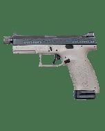 "CZ P-10 C Pistol - Urban Grey | 9mm | 4.61"" Threaded Barrel | 17rd | Night Sights | Suppressor-Ready"
