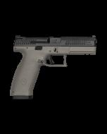 "CZ P-10 F Pistol - FDE | 9mm | 4.5"" Barrel | 19rd | Night Sights"