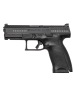 "CZ P-10 C Pistol - Black | 9mm | 4"" Barrel | 15rd | Optics-Ready"