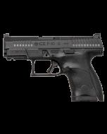 "CZ P-10 S Pistol - Black | 9mm | 3.5"" Barrel | 12rd | Optics-Ready"