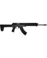"""M+M Inc M10X AK-47 Rifle - Black   7.62x39   16.5"""" Barrel   Left Side Charging Handle   Magpul Zhukov Side-Folding 5-position Collapsible Stock"""