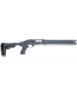 "Black Aces Tactical Pro Series S Semi-Auto Shotgun - Black   12ga   14"" Barrel   SBA3 Brace"