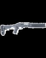 "Black Aces Tactical Pro Series S Mini Semi-Auto Shotgun - Black   12ga   10"" Barrel   SBA3 Brace"