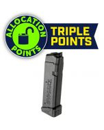 TorkMag Glock 17 9mm Magazine - Black | 20rd