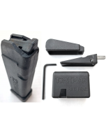 TorkMag Magdapt™ 17 AR-to-Glock Magwell Adapter - Comes With Two 20rd G17 Mags