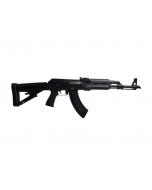 "Zastava ZPAPM70 AK-47 Rifle BULGED TRUNNION 1.5MM RECEIVER - Black   7.62x39   16.3"" Chrome Lined Barrel   Hogue Handguard"