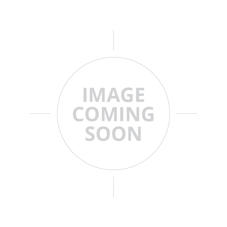 "CBC PS2 Forged Aluminum AR Pistol - Black | 5.56NATO | 10.5"" barrel + 3"" Flash Can | 12"" KeyMod Rail | SBA3 Brace"